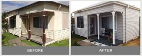 Avoid stamp duty and renovate your home with vinyl cladding