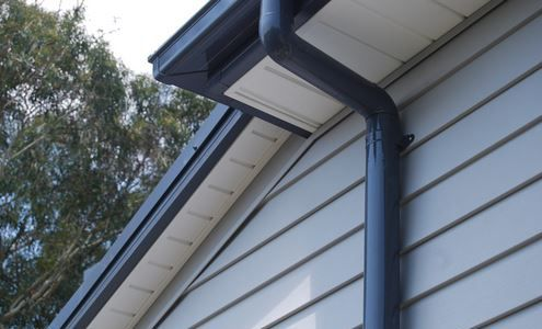 Gutters and Fascia
